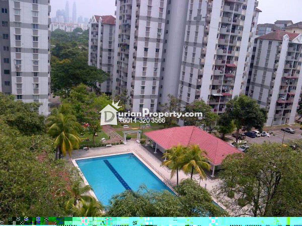 Condo For Rent at Miharja Condominium, Cheras