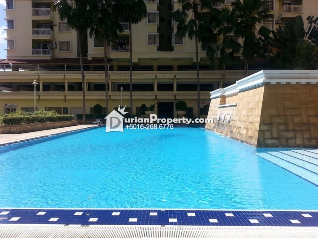 Condo For Sale at Platinum Hill PV5, Setapak