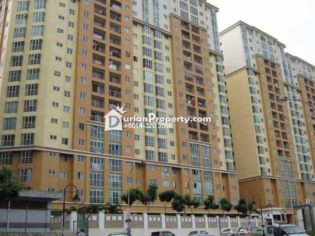 Apartment For Rent at Sri Jati II, Old Klang Road