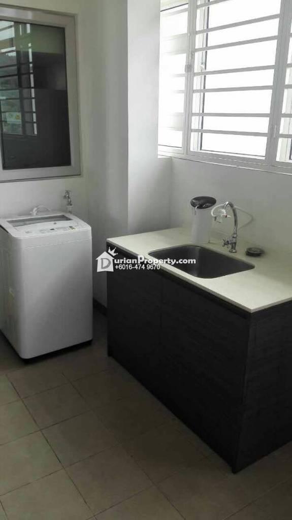 Condo For Rent at The Latitude, Tanjung Tokong