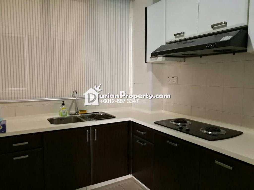Condo For Rent at Villa Wangsamas, Wangsa Maju