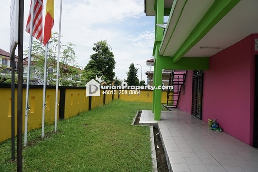 Terrace House For Sale at Taman Alam Indah, Shah Alam