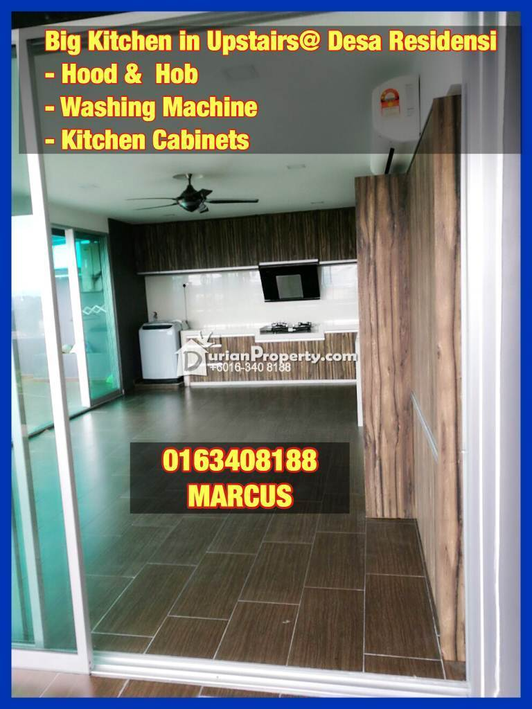 Condo For Rent at Residensi Desa, Kuchai Lama