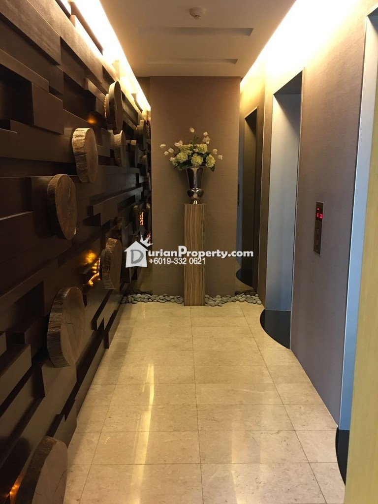 Condo Duplex For Rent at The Oval, KLCC