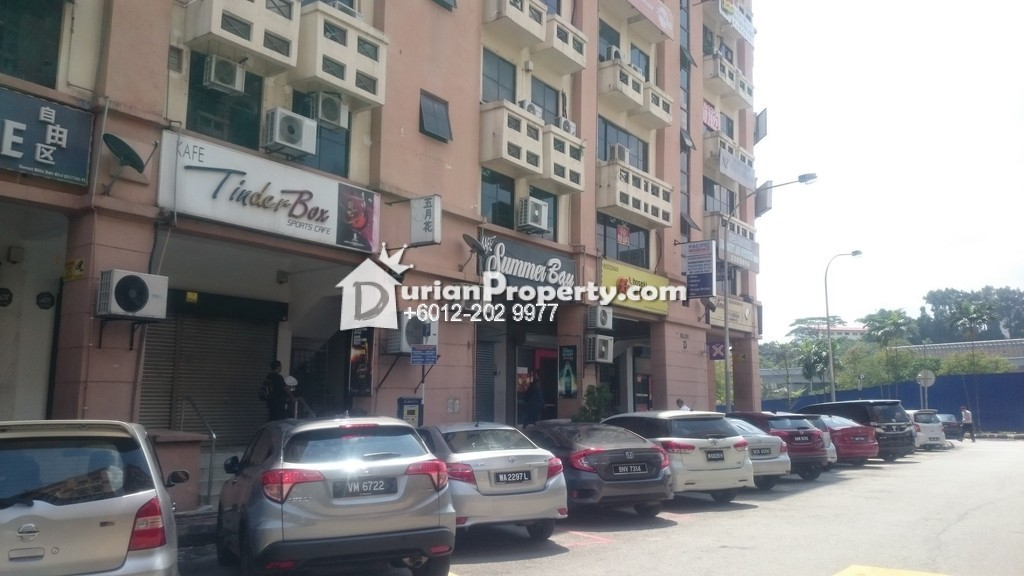 Shop For Rent at Cheras Business Centre, Cheras