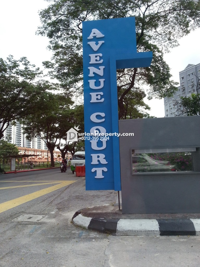 Apartment For Rent At Avenue Court Old Klang Road For Rm 1 200 By Janet Lau Durianproperty