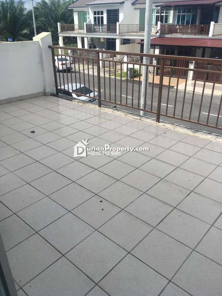 Terrace House For Sale at Taman Scientex Kulai, Kulai
