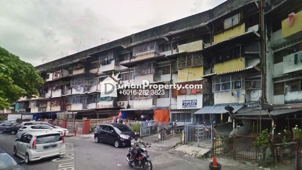 Flat For Sale at Sentul, Kuala Lumpur