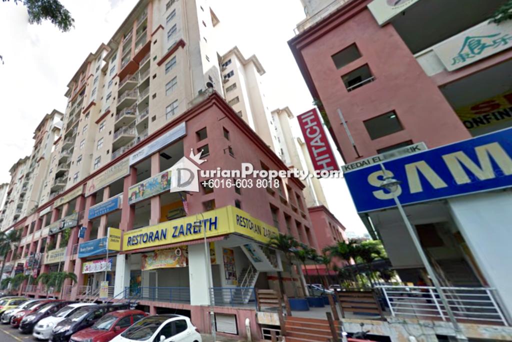 Apartment For At Vista Magna Taman Kepong