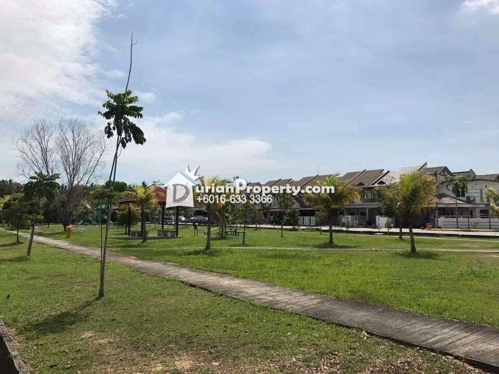 Terrace House For Sale at Taman Sungai Kapar Indah, Kapar