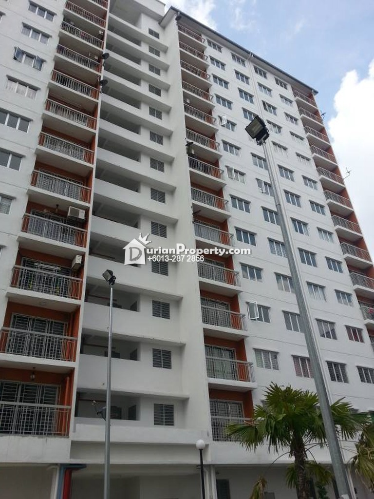 Condo For Sale at Suria Permai, Bandar Putra Permai