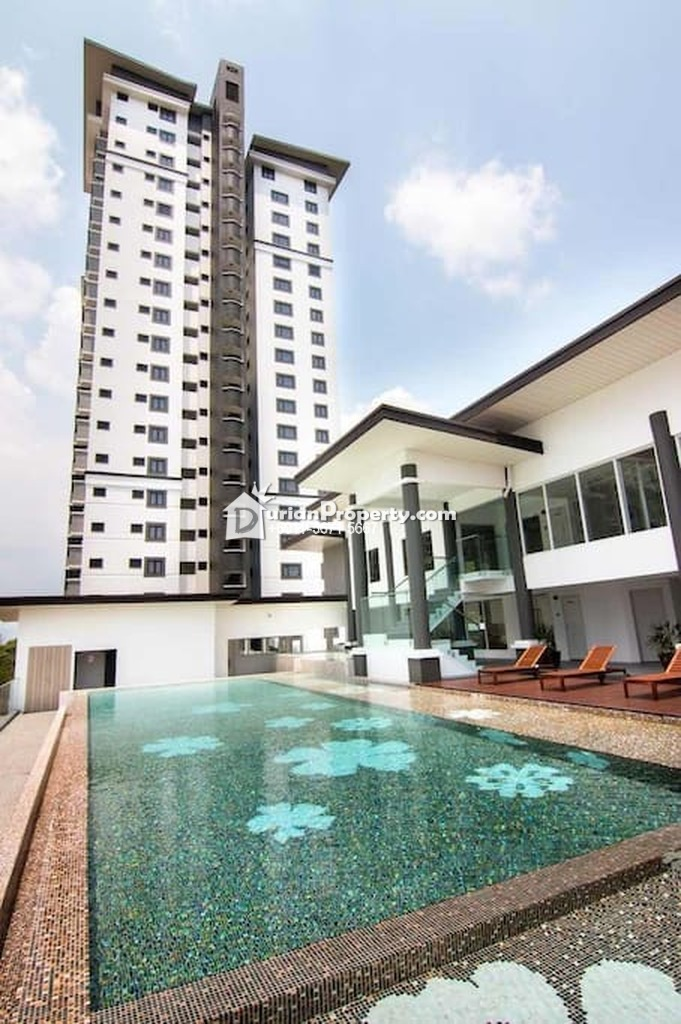 Condo For Sale at Royalle Condominium, Segambut