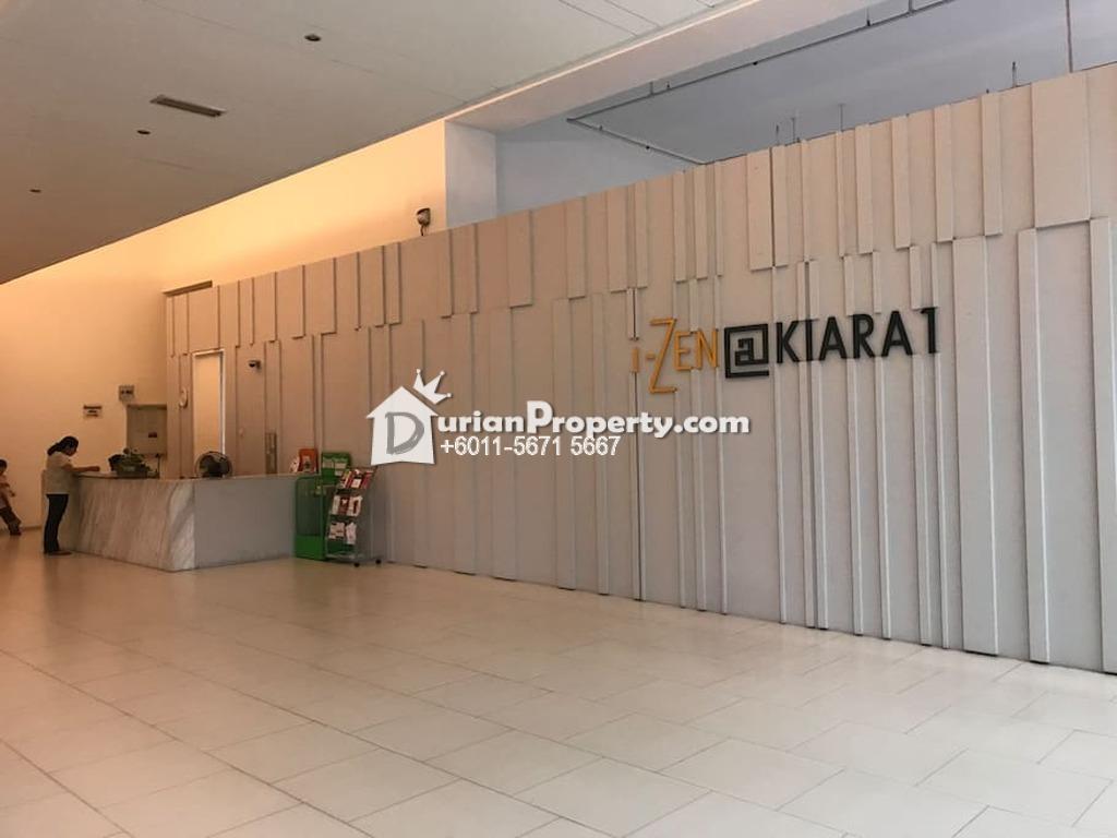 Condo For Sale at i-Zen Kiara II, Mont Kiara