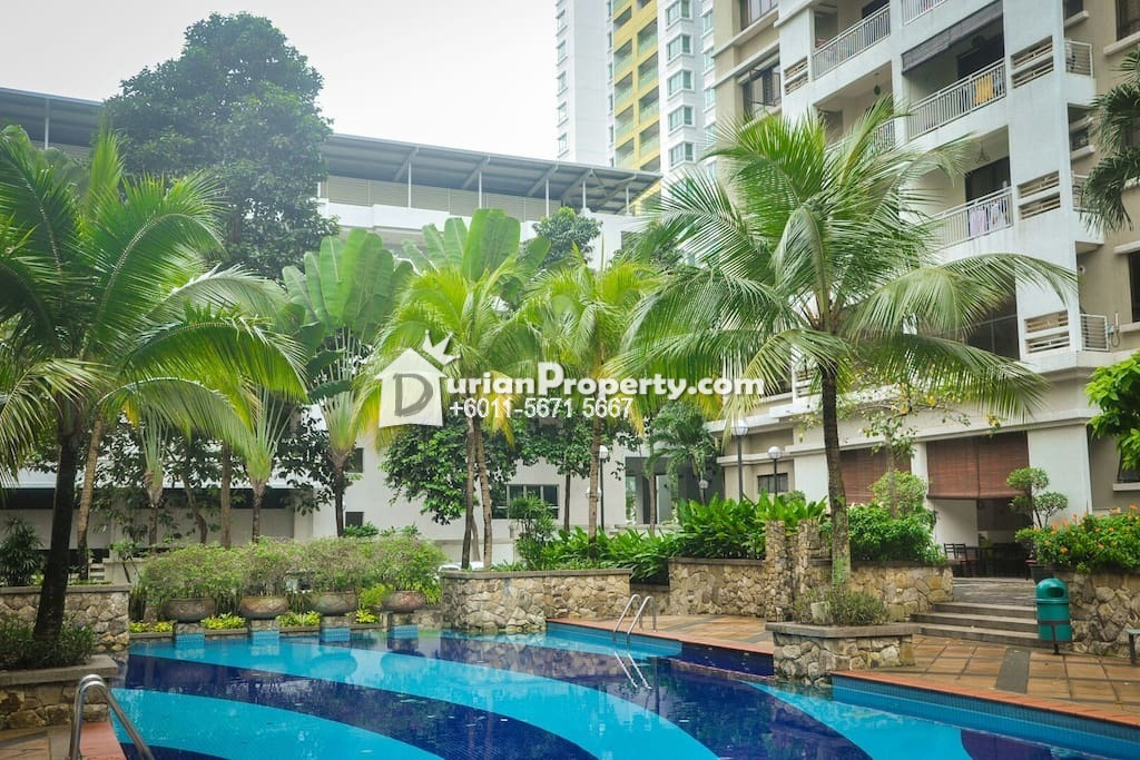 Condo For Sale at Casa Kiara II, Mont Kiara