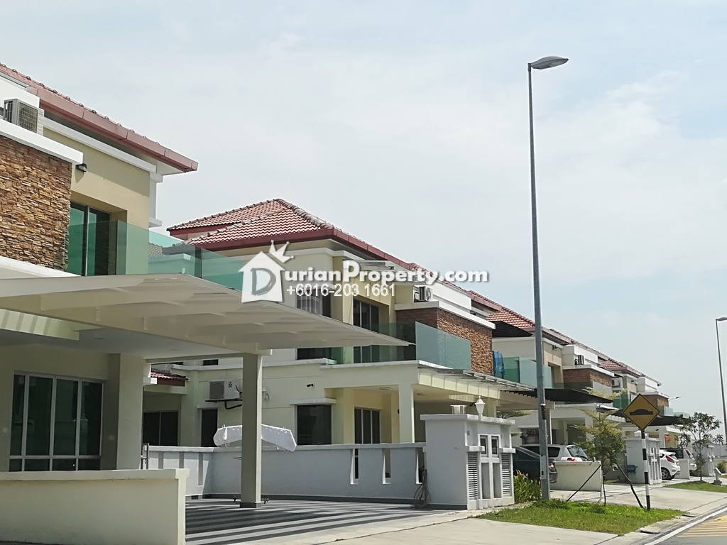 Semi D For Sale at Anggun 2, Rawang