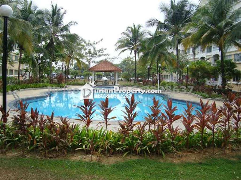 Apartment For Sale at Sri Cassia, Bandar Puteri Puchong