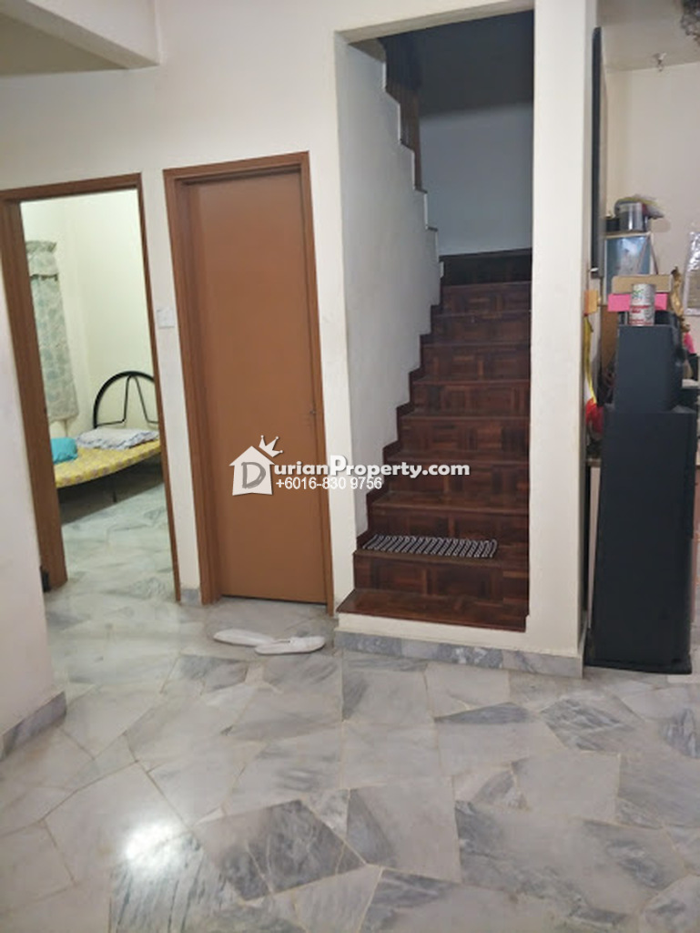 Jasmine Terrace: Terrace House For Sale At Taman Jasmin, Kajang For RM