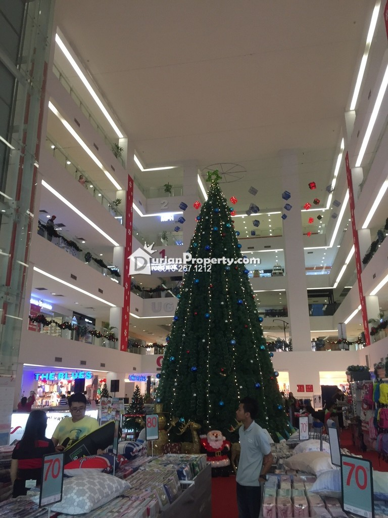 Retail Space For Rent at Cheras Sentral Mall, Taman Len Sen