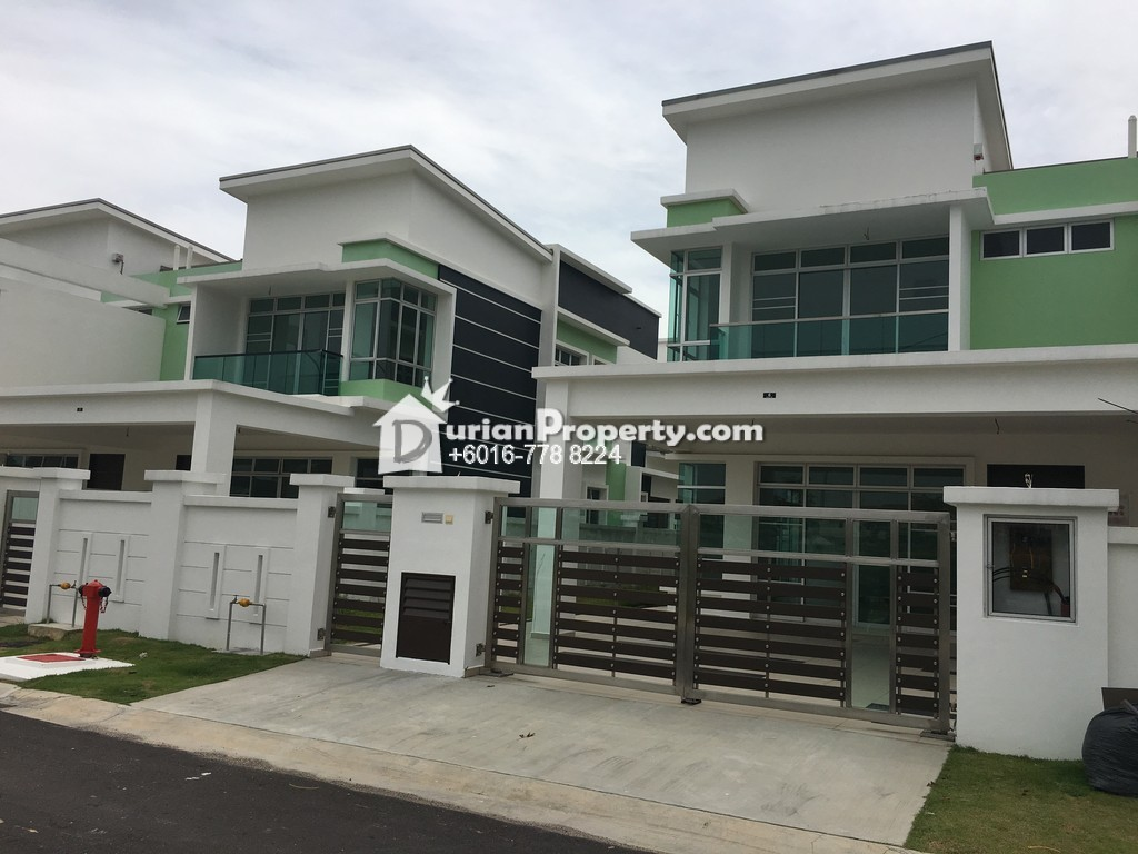 Cluster For Sale at Kempas Utama, Skudai