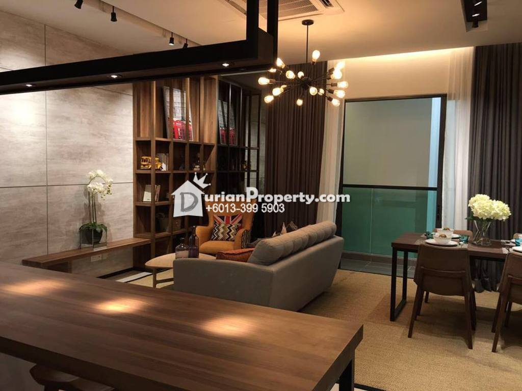 Condo For Sale at The Nest @ Genting Klang, Danau Kota