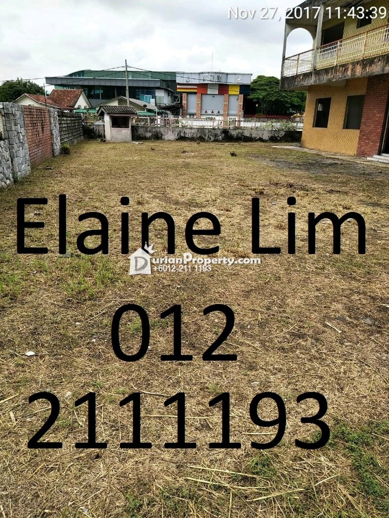Residential Land For Sale at Section 1, Petaling Jaya