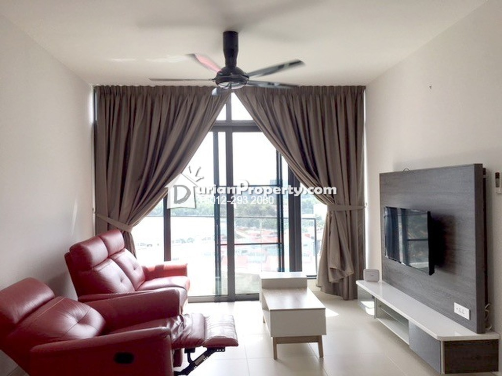 Condo For Rent At Aragreens Residences Ara Damansara For Rm 2 300 By Shearn Sim Durianproperty