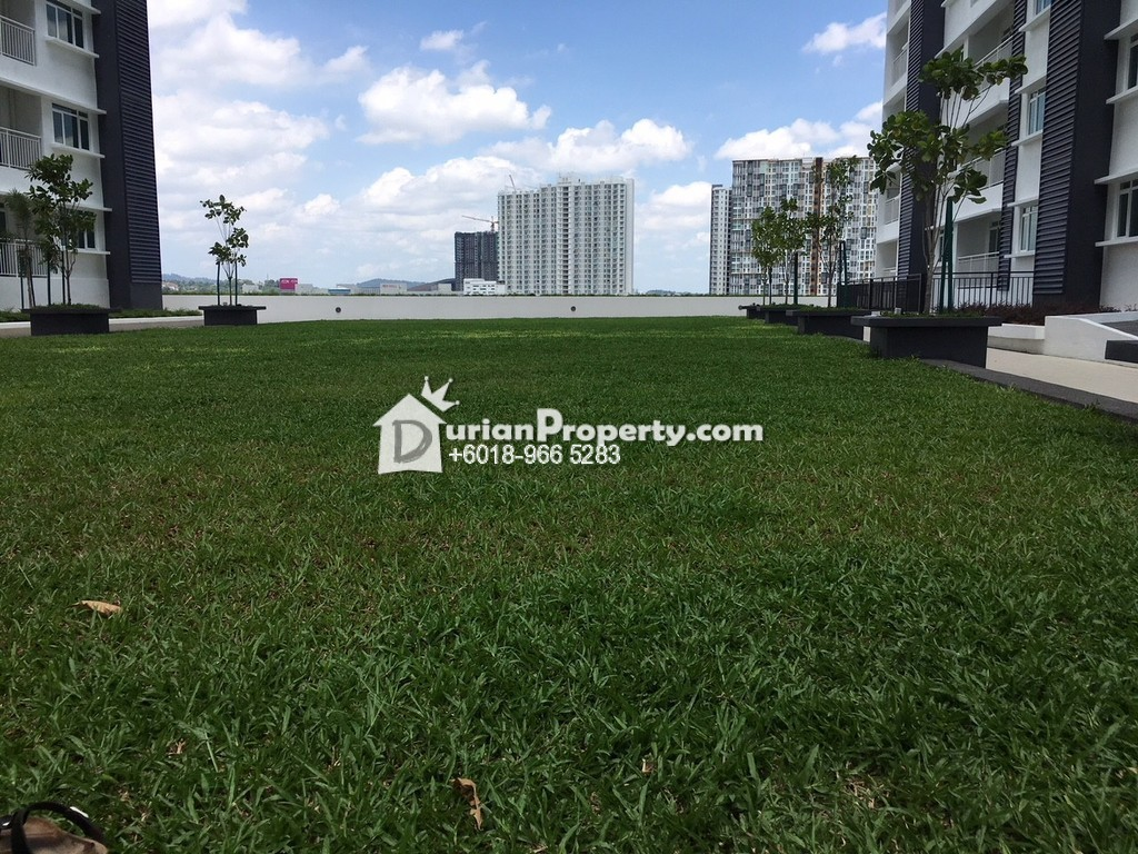 Condo For Rent at Indah Alam, Shah Alam