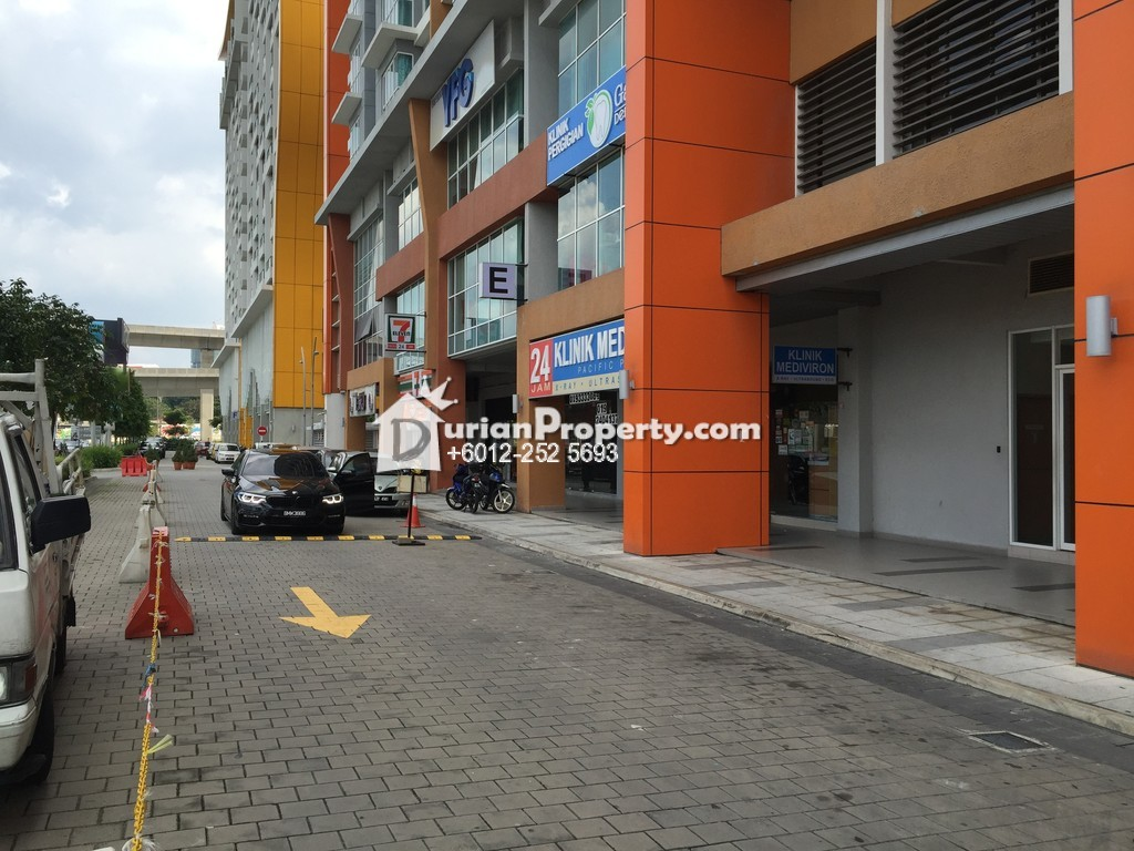 Shop Office For Sale at Pacific Place, Ara Damansara