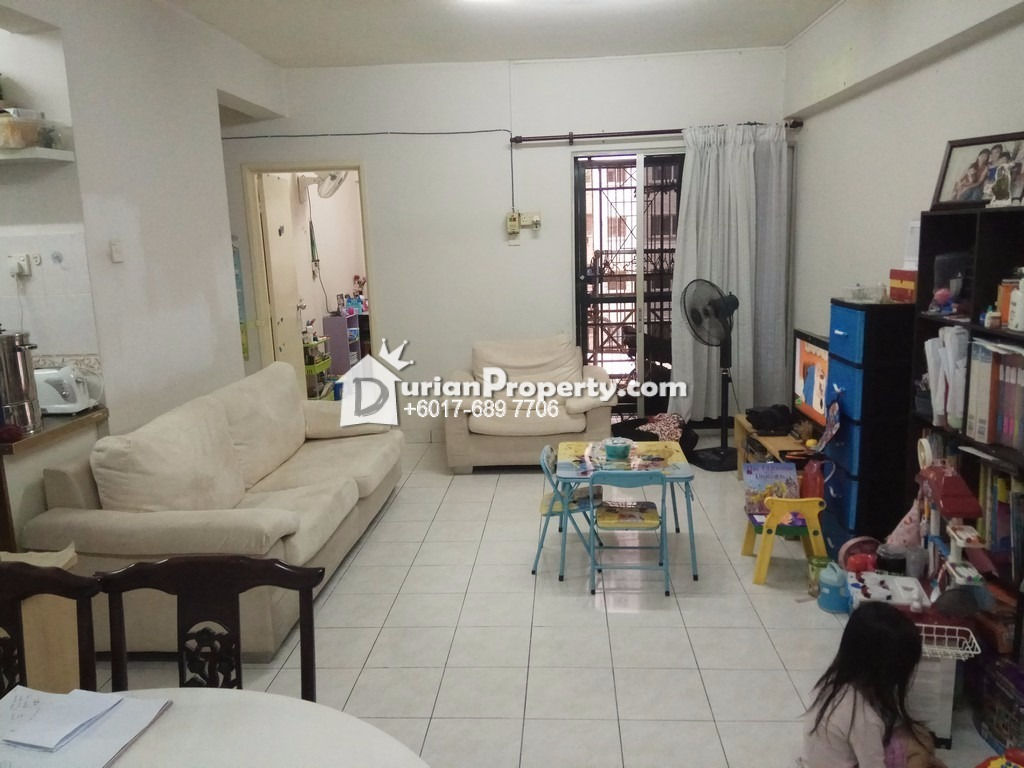 Apartment For Sale at Pelangi Damansara, Petaling Jaya