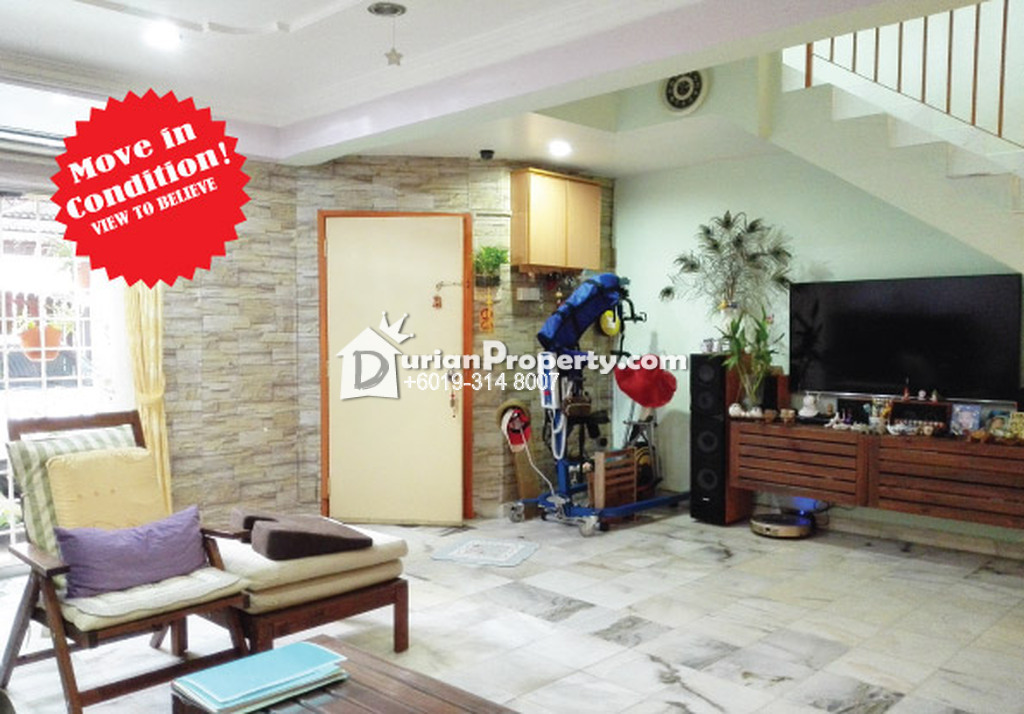 Terrace House For Sale at Bandar Baru Kundang, Rawang