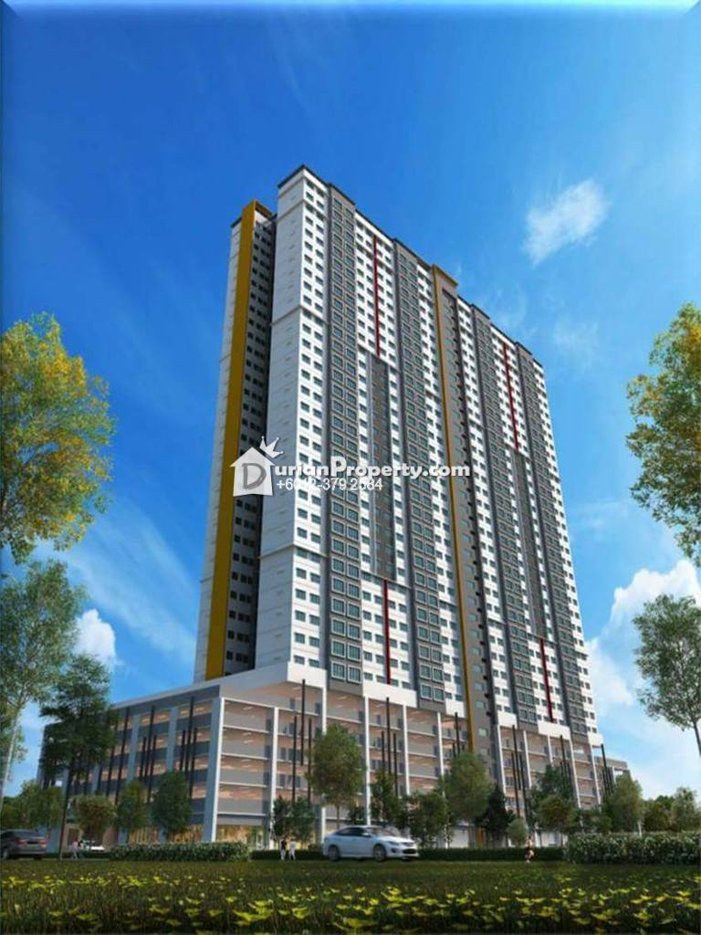 Serviced Residence For Sale at Salak Perdana, Sepang