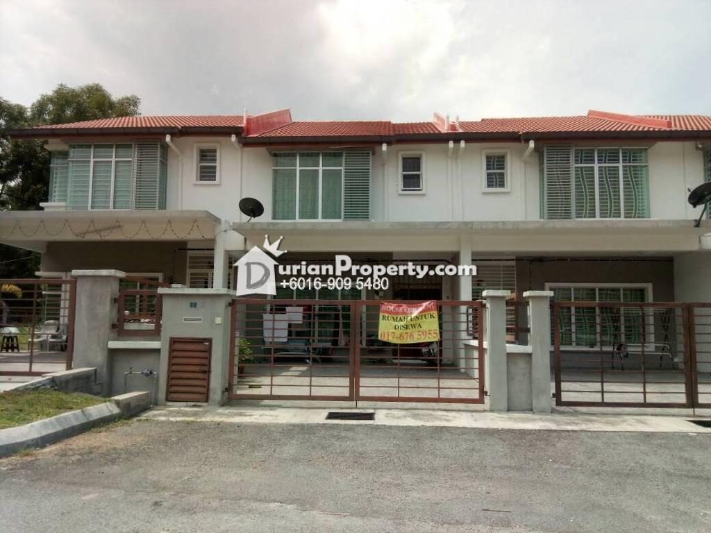 Terrace House For Rent at Puncak Alam, Selangor