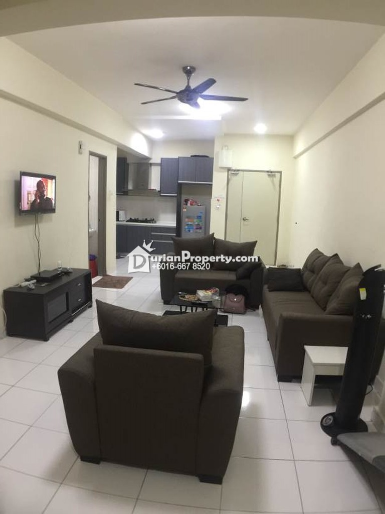 Condo For Sale at Radius Residence, Selayang Heights