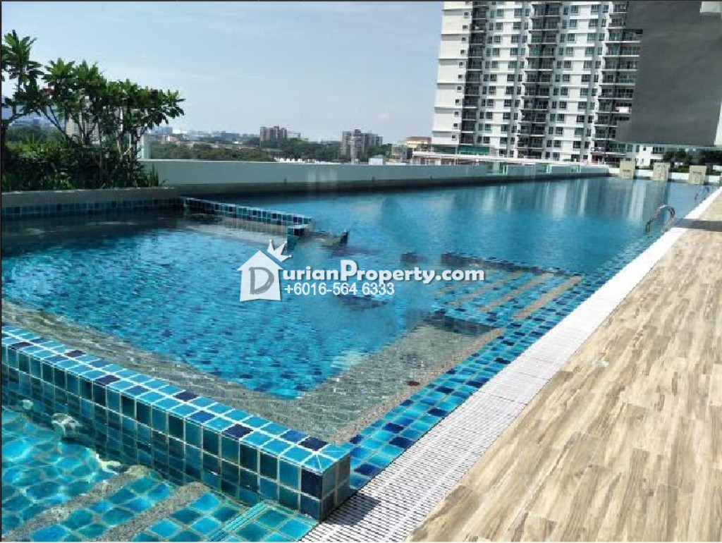 Condo For Sale at Promenade Residence, Bayan Baru