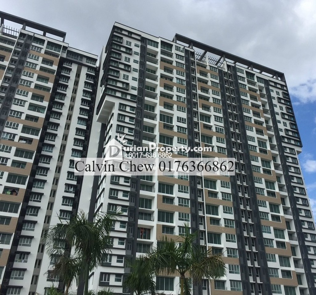 Condo For Auction at Epic Service Apartment, Johor Bahru
