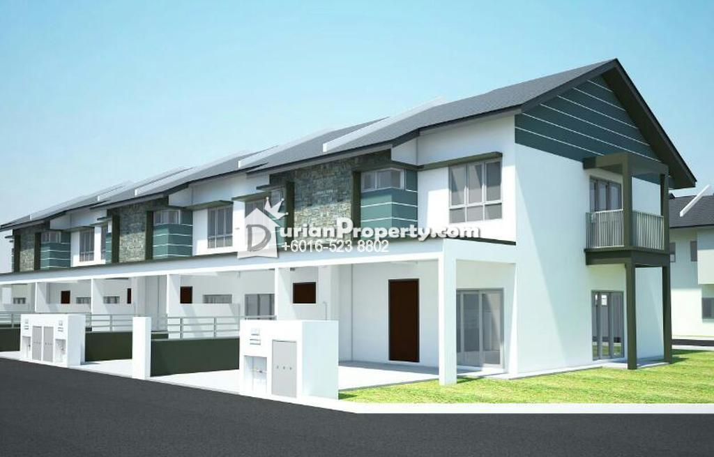 Terrace House For Sale at Hill park @ Shah Alam North, Puncak Alam