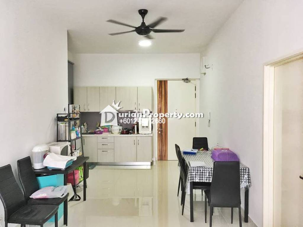 Condo for sale at shamelin star cheras rm by