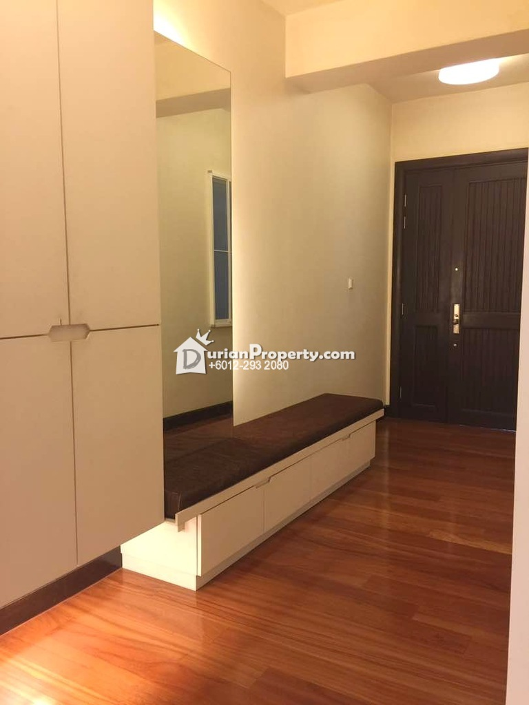 Condo Duplex For Rent at Flora Murni, Mont Kiara