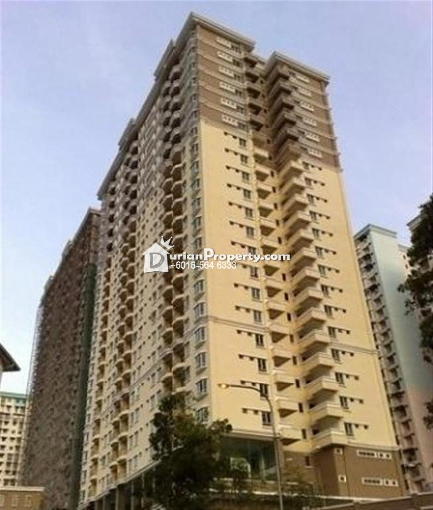 Apartment For Sale at Sri Kristal, Farlim