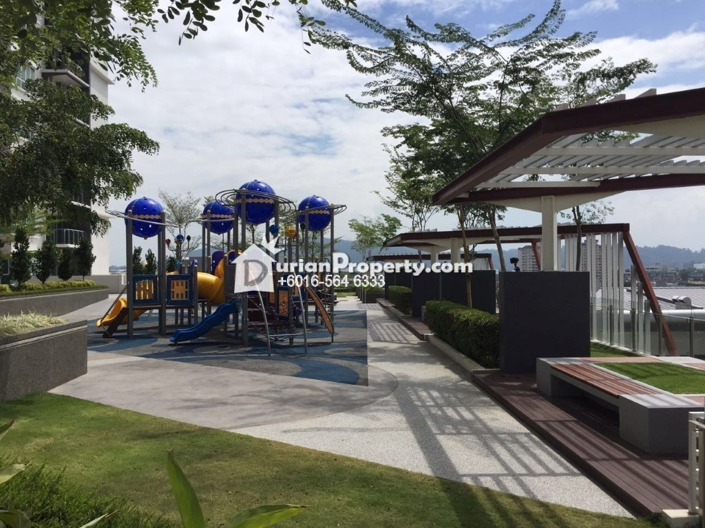 Apartment For Rent at Elit Heights, Bayan Baru