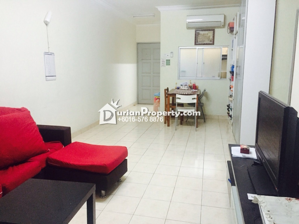 Condo For Rent at Angkasa Condominiums, Cheras