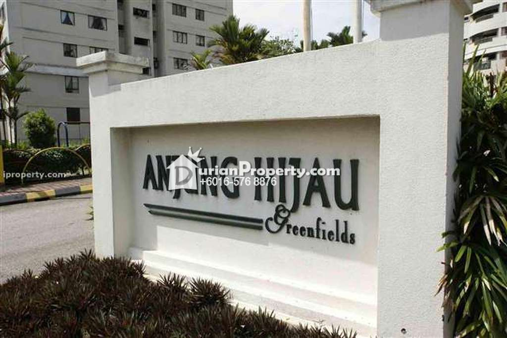 Condo For Rent at Anjung Hijau, Bukit Jalil