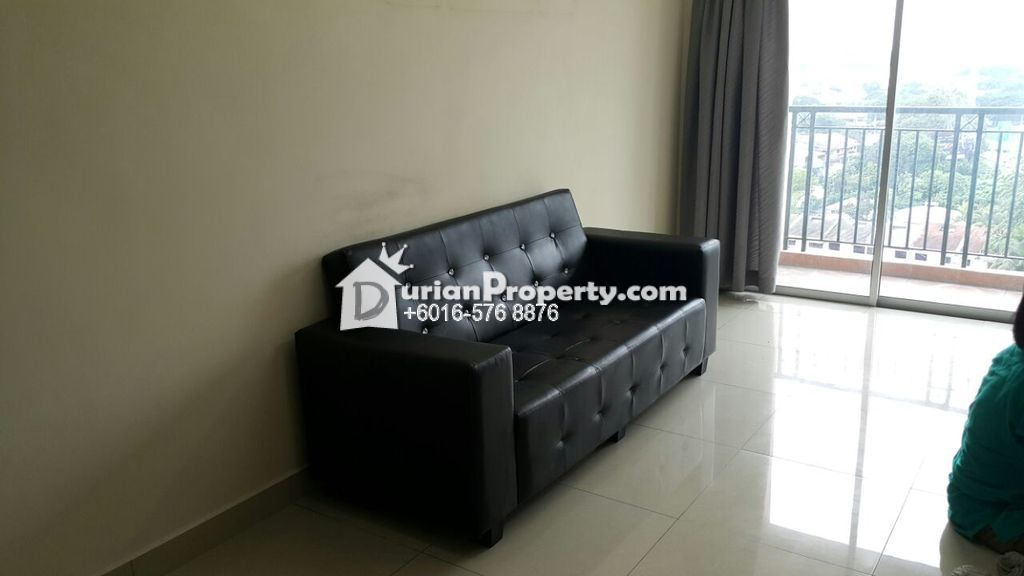 Condo For Rent at Connaught Avenue, Cheras