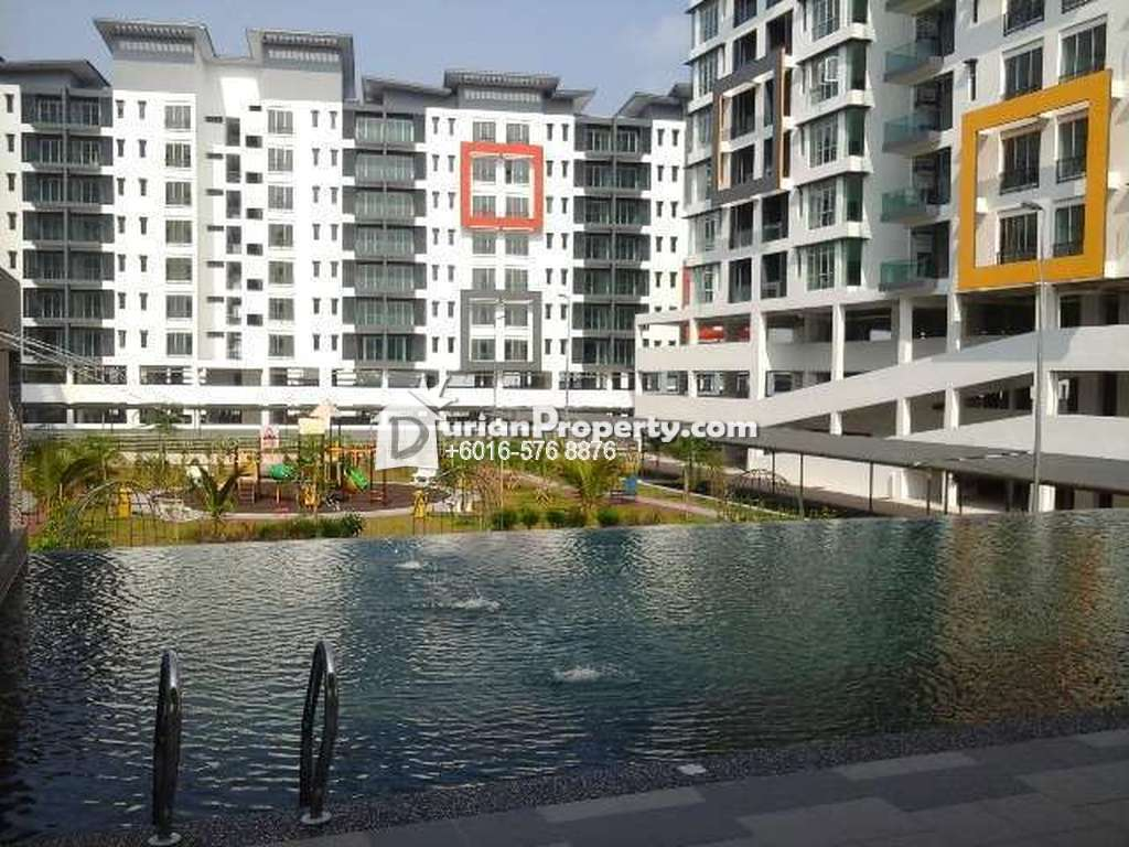 Condo For Sale at Mahkota Residence, Bandar Mahkota Cheras