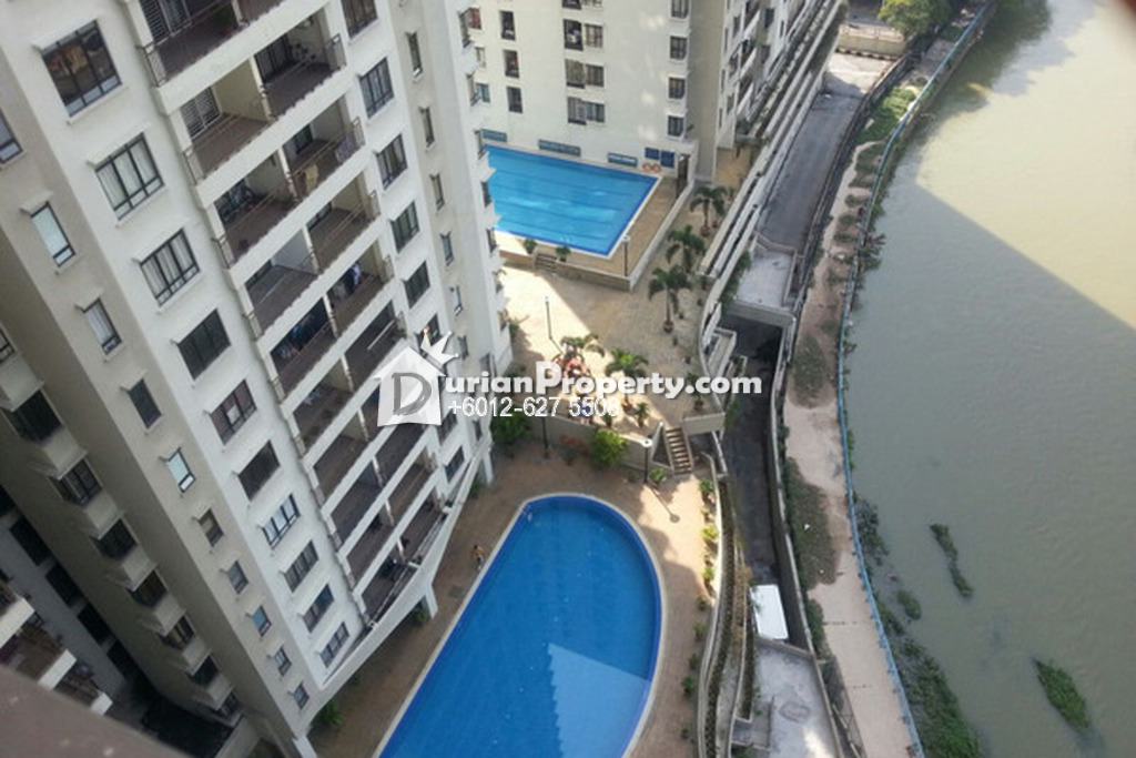 Condo For Sale at Rivercity, Sentul