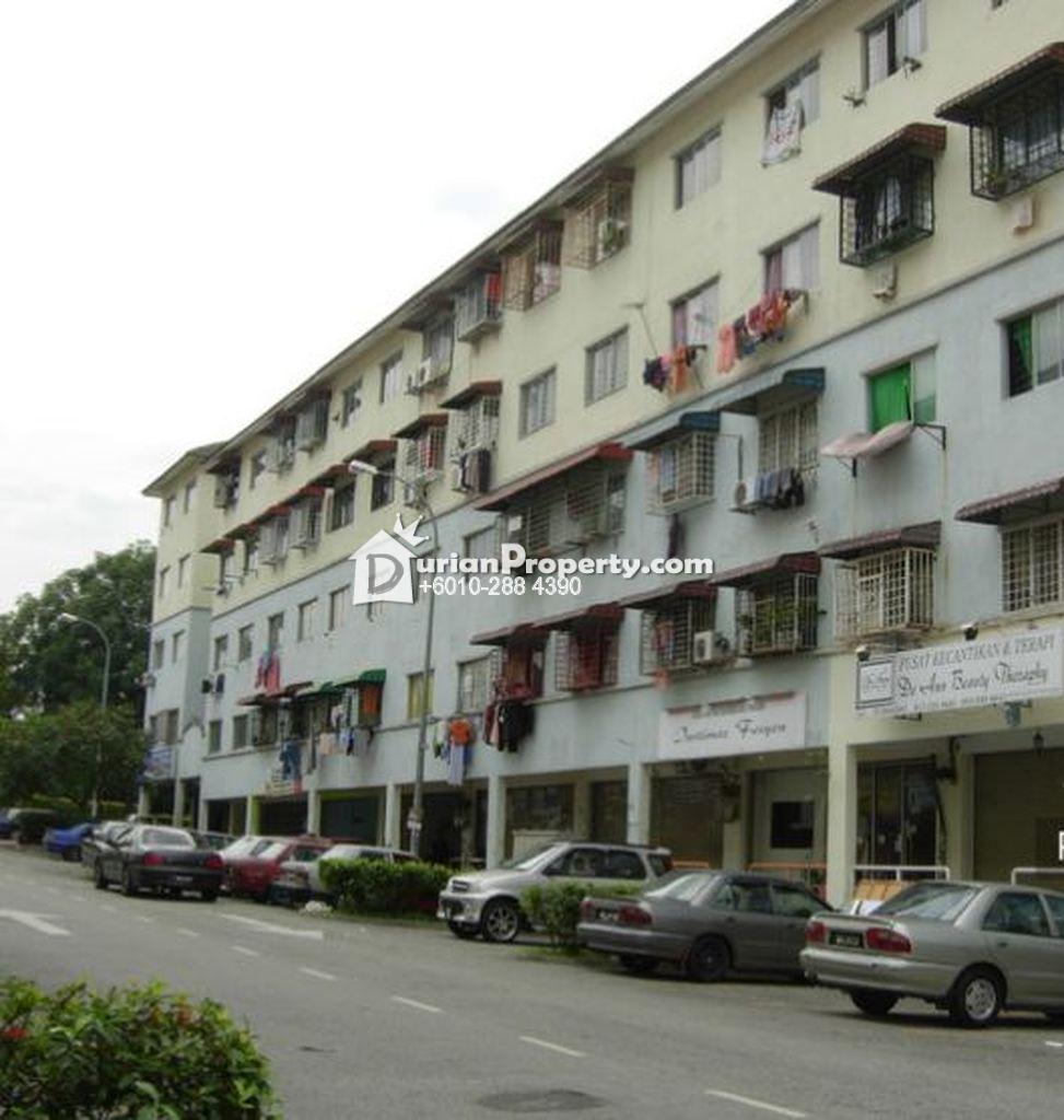 Apartment For Auction at Putra Raya Apartment, Bandar Putra Permai