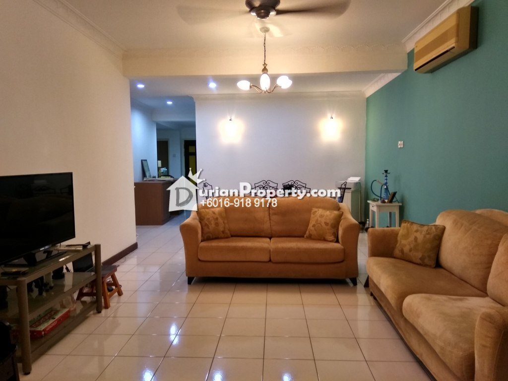 Condo For Sale at Maxwell Towers, Gasing Heights