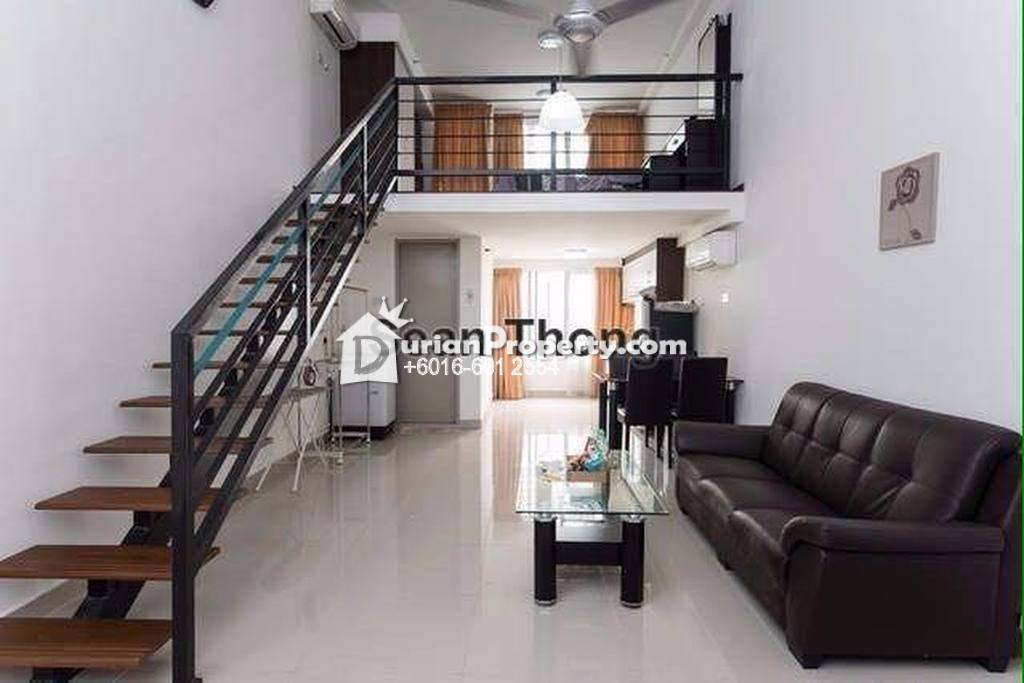 SOHO For Rent at One SoHo, Subang Jaya