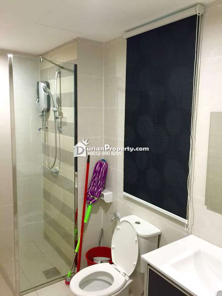 Apartment For Rent at Menara U2, Shah Alam