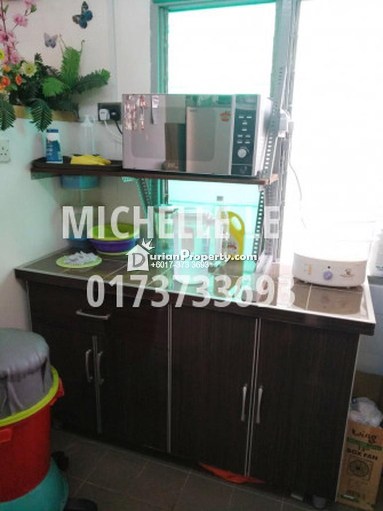 Apartment For Sale at Seroja Apartment, Taman Putra Perdana